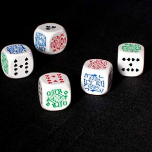 Poker Dice - Liar Dice