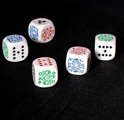 Poker Dice - Liar Dice
