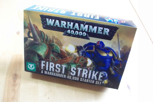 Warhammer First Strike