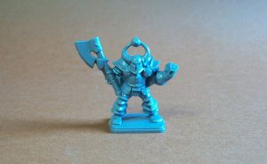 Classic HeroQuest Chaos Warrior