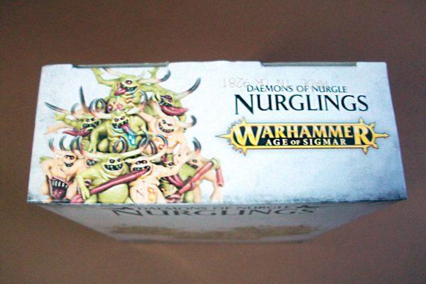 Box Of Games Workshop Nurglings