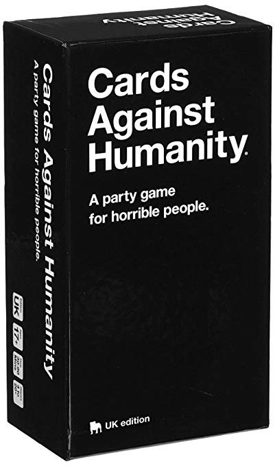 Cards Against Humanity Game |  fun board games for houseshare