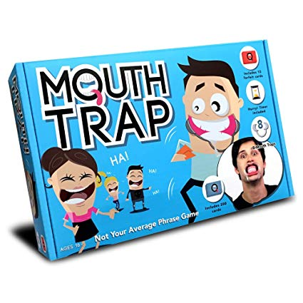 Mouth Trap Game
