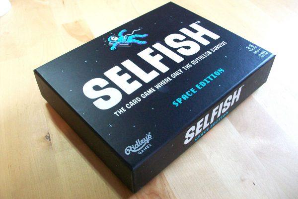 Selfish-Card-game-box