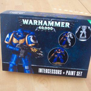 Warhammer 40 K - Paint Set