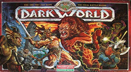 Dark World Board Game