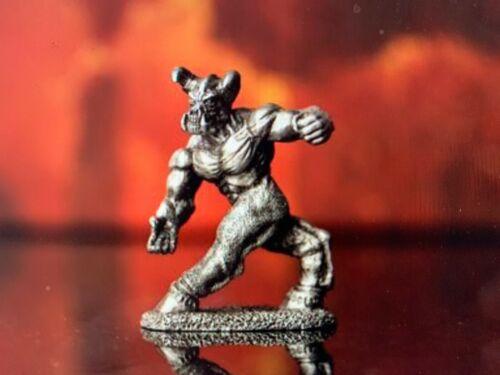 Classic Doom Hell Knight Miniature   What a dude! Classic Doom Miniatures