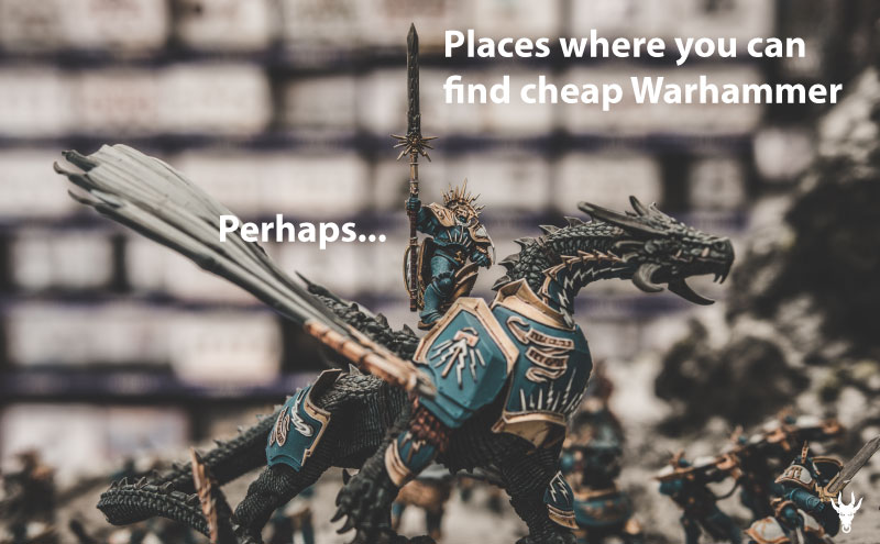 How to get cheap Warhammer 40k - Photo courtesy of Unsplash